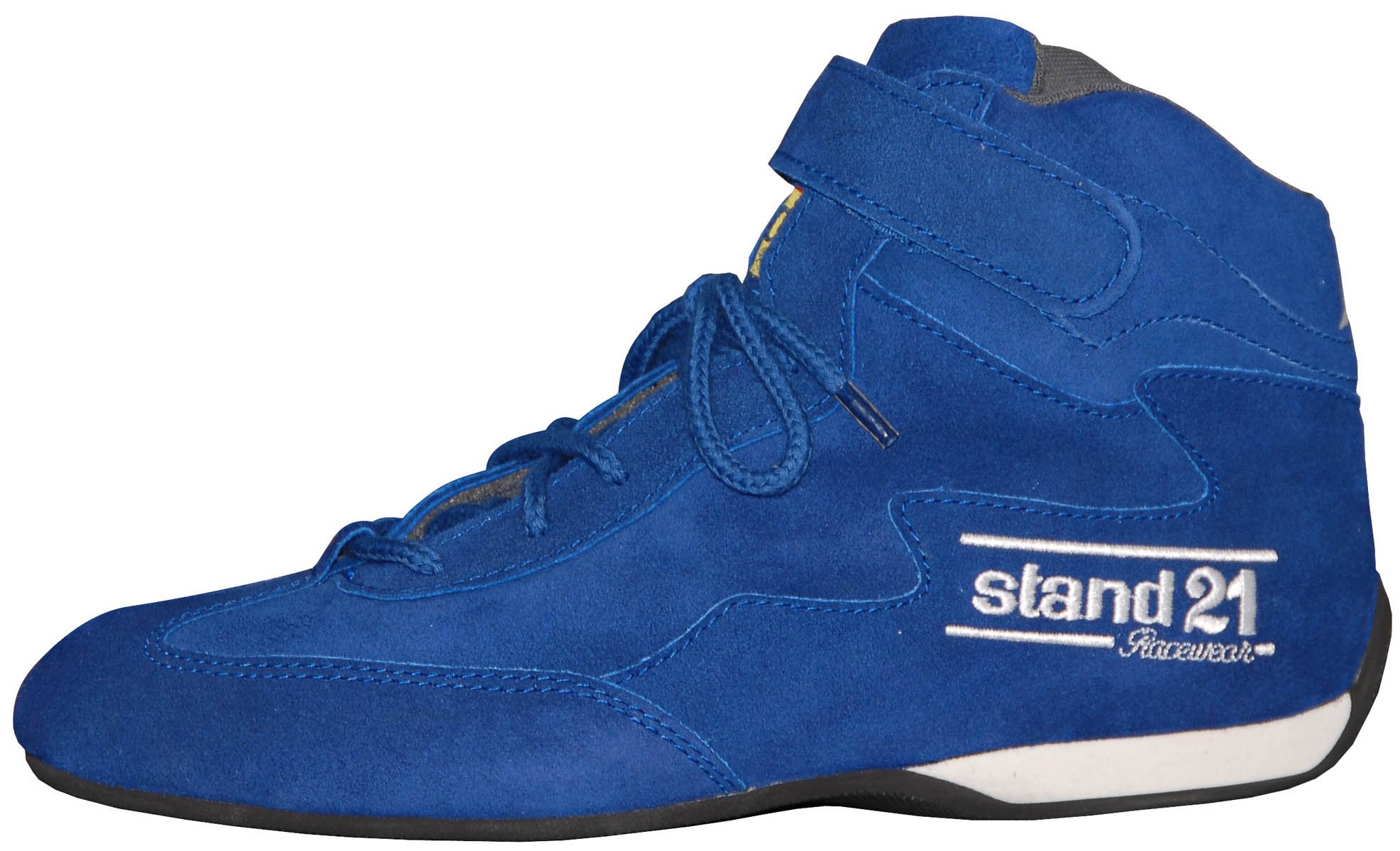 Stock royal blue Daytona II boots