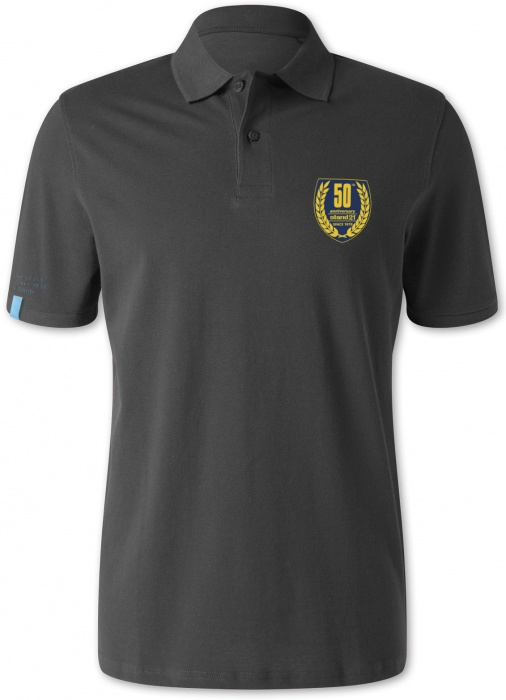 Stand 21 50th Anniversary polo shirt